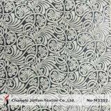 Tissu de dentelle africaine de nouvelle ligne de coton (M3392)