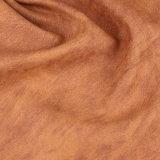 Ткань драпирования Faux кожаный