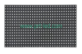 Hoge Brightness Outdoor LED Module met Full Color (grootte van 320X160mm)