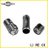 Linterna inferior ajustable recargable del imán del CREE XP-E 3W (NK-1861)