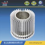 高品質の産業Compoentのアルミニウム鍛造材の放出、機械装置