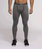 Men Running Bodybuilding (AK2015002)를 위한 압축 Trousers Sports Jogging Pants