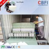 Niedrige Ice-Making Leistungsaufnahmen-Block-Eis-Maschine