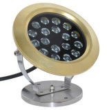 Lumière sous-marines à LED