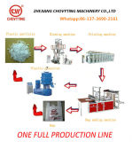 Automatischer HDPE Beutel, der Maschine für kleinräumige Plastiktasche herstellt