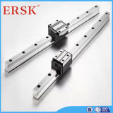 Flange Block를 가진 정연한 Linear Shaft Rail Guide