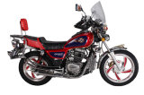 motocicletta dei silenziatori del doppio della rotella della lega del freno a disco 125/150cc (SL125-C2)