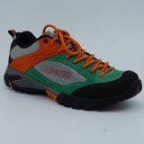 Buon Quality Men Trekking Shoes Outdoor Hiking Shoes con Waterproof