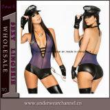 Teatral Halloween Adult Sexy Lingeries Uniform Party Costume (16001)