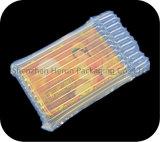 Saco de ar transparente feito sob encomenda das almofadas de estiva do PE da alta qualidade