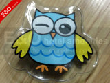 50ml Lovely Cartoon Sachet Shampoo Cosmetic in pvc Bag voor Hotel