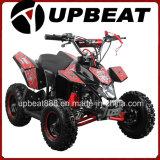 Comienzo optimista del tirón de 49cc ATV con las ruedas de 6 pulgadas
