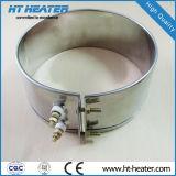 Calentador industrial de la mica de la venda de Modul de la inyección