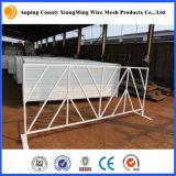 L'acciaio galvanizzato barrica le barriere del Portable dei prodotti di controllo di folla