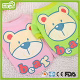 Chandail pur d'animal familier d'ours de coton de deux couleurs (HN-PC801)