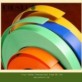 Кольцевание края PVC цвета деревянного зерна естественное для Imdia