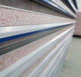 El panel de emparedado resistente al fuego aislado calor del EPS