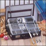 Steel di acciaio inossidabile Flatware Set vicino