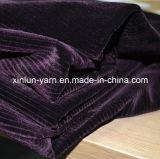 Щетка 100% полиэфира/покрыла/скрепила/Flocking ткань бархата полиэфира для одежды/ботинок/софы
