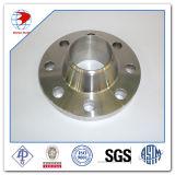"""3 de """" flange inoxidável Sch 120 316L ASME B16.5 Wn para a conexão de tubulação"""
