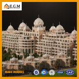ABS het Model/Architecturale Model van uitstekende kwaliteit van Onroerende goederen/Het Commerciële Model Models//House/Doubai die van de Bouw het Model van de Flat van Yourplace van de Jade van de Eilanden van de Palm maken