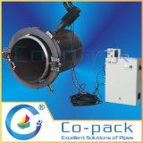 圧縮空気の管システム切口および斜角機械