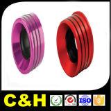 CNC Turning Aluminum Al7075/Al6061/Al2024/Al5051 Aluminum Parte para Machinery