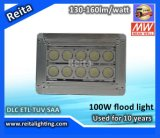 130-160lm/W 100 Watt LED Flood Light