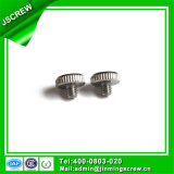OEM Round Head Zinc Plated Steel Knurled Thumb Screw