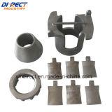 ラグナットのためのカスタマイズされた精密鋳造によって失われるワックスの鋳造の投資鋳造