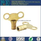 Instalación de tuberías de cobre amarillo de encargo del bastidor de la alta precisión