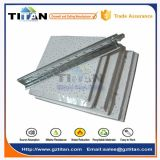 Akustisches Mineral Fiber Ceiling Tiles in China