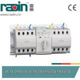 tipo interruptor com alta qualidade, interruptor automático dos CB de 3p/4p 6A-63A de transferência de Rdq3nx-B auto de transferência, Atse