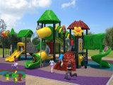 Spielplatz Kaiqi der mittelgrossen Waldthemenorientierter im Freienkinder eingestellt (KQ10094A)