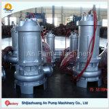 Puits agricole d'irrigation de ferme ou pompe à eau submersible de carter de vidange de fleuve