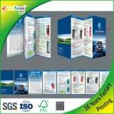 De uitstekende kwaliteit Aangepaste Boekjes en de Brochure van de Kleur van de Druk van de Compensatie Volledige