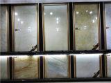 Voll polierte glasig-glänzende Porzellan-Fliese-Fußboden-und Wand-Fliese
