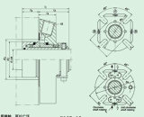 Selo mecânico da chaleira para de tipo cassette (HQCT)