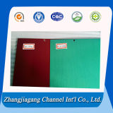 6061 colore Anodized Aluminum Plate per Machine