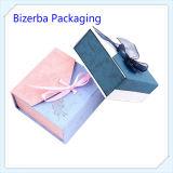 Pulsera de lujo de la cartulina de Custimized/caja de empaquetado del brazalete