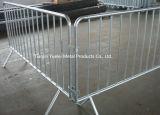 Barriere calde di controllo di vendita/folla della barriera di sicurezza della barriera di traffico della barriera di controllo di folla 2016 con i piedini saldati (fabbrica reale)