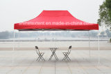 يفرقع عمليّة بيع حاكّة حمراء فوق خيمة [3إكس4.5] خيمة