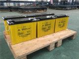Batería inundada 150ah tubular profunda de Opzs de la placa del ciclo 12V para el carro de golf