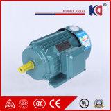 AC van het Aluminium van de gietvorm Asynchrone Elektrische Motor met Hoge Efficiency