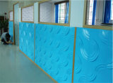¡Embellecer su pared! El panel de pared moderno 3D