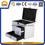 Poitrine d'outil de transport en aluminium avec 3 tiroirs (HT-2230)