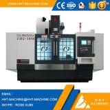 Спецификация подвергая механической обработке центра CNC трудного Guideway Vmc1270 вертикальная