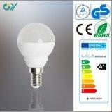 ampoule de globe de 3W 4W 5W E14 E27 G45 LED (CE RoHS GS)