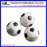 昇進のカスタマイズされた高品質ロゴによって印刷されるPUのサッカーボール(EP-P58311)