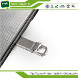 USB instantâneo da memória do USB 8g 16g metal feito sob encomenda do logotipo do mini